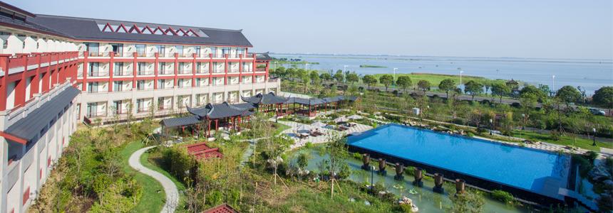 也度假-太湖水岸小马大酒店官方网站-苏州黄金健身要吃多少的鸡胸肉图片